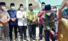 Permalink ke Kakanwil Sumsel Resmikan Kampung Wakaf dan Mushola di Mura