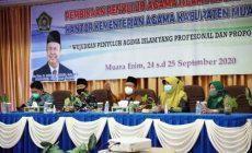 Permalink ke Kakanwil Kemenag Sumsel Mukhlisuddin Bina Penyuluh Agama Islam Muaraenim