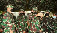 Permalink ke Pasukan Satgas 315/Garuda, Diberangkatkan Tugas Operasi Papua