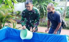 Permalink ke Pakai Bios 44, Kasdam III/Siliwangi Kembangkan Ternak Ikan