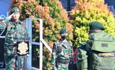 Permalink ke Pangdivif 3 Kostrad Lepas Satgas Pamtas Mobile Yonif Para Raider 431/SSP