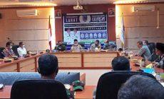 Permalink ke Kabupaten Lahat Gelar Rakor Persiapan Pelaksanaan Vaksinasi Covid-19
