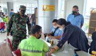 Permalink ke Lanud SMH Kembali Gelar Vaksinasi Di Bandara SMB II Palembang