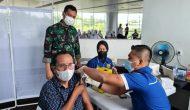 Permalink ke Lanud SMH Kembali Melanjutkan Serbuan Vaksin Di Bandara SMB II Palembang