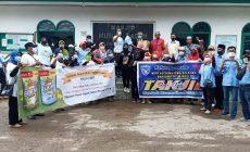 Permalink ke FKPP AU Sumsel Bareng PT. Wings Bagikan Takjil ke Masjid