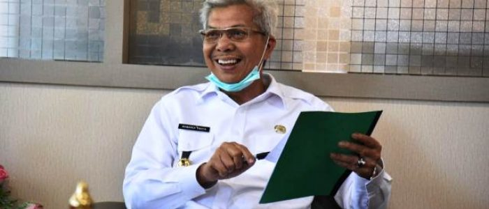 Mawardi Yahya Beri Dana Stimulan untuk Kemajuan PKBM Khoirul Ummah