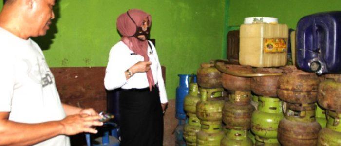 Jual LPG 3 Kg Diatas HET, Disdagperin Muba Minta Pengecer Disanksi Tegas