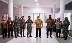 Permalink ke Menuju New Normal Sinergi Cegah Covid-19, Dodi Reza: Terima TNI dan Polri