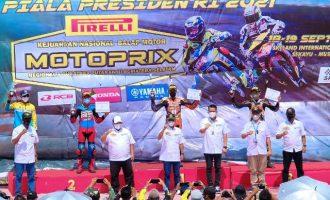 Permalink ke Pembalap Andri Yosa Tercepat di Sirkuit Internasional Skyland