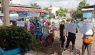 Permalink ke Persoalkan Bansos Covid,Warga Desa Bantunan Demo Dikantor Camat Pajar Bulan