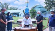 Permalink ke Walikota Palembang Mersmikan Tugu PDAM Tirta Musi