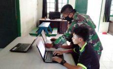Permalink ke Peduli Anak, Satgas Pamtas RI-Malaysia Yonif 133/ YS Gelar Mengajar Komputer Gratis
