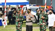 Permalink ke Pangdam II/Sriwijaya Hadiri Apel Gelar Pasukan Operasi Ketupat Musi 2021