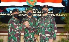Permalink ke Pangdam II/Swj Pimpin Sertijab Komandan Kompi Kavaleri 5/Graha Ceta Cakti