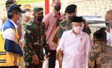 Permalink ke Pangdam II/sriwijaya Sambut dan Pimpin Pengamanan Kunjungan Wapres di Lampung