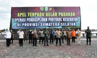 Permalink ke Pangdam II/Swj dan Kapolda Sumsel Pimpin Apel Terpadu