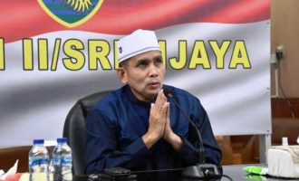 Permalink ke Rayakan Idul Fitri , Pangdam II/Swj Bersilaturahmi Melalui Video Conference