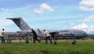 Permalink ke Pesawat AS Kembali ke Aceh Ambil Mesin yang Rusak