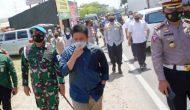 Permalink ke Danpomdam II/Sriwijaya Dampingi Gubernur Sumsel Tinjau Pos Penyekatan