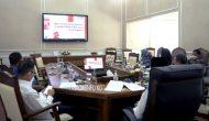 Permalink ke Walikota Palembang  Ikuti Webminar Whistleblowing System (WBS) KPK